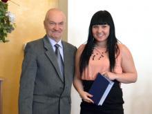 Выпускники заочной формы обучения получили дипломы